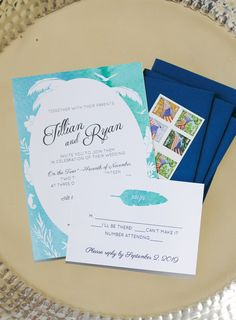 Free Microsoft Word Invitation Templates Gorgeous Diy Printable Microsoft Word Wedding Invitation Template  Beach .