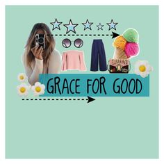 Grace for good by graceforgoods on Polyvore featuring polyvore, fashion, style, Topshop, TIBI, Dolce&Gabbana, Stoney Clover Lane and clothing