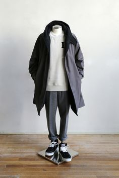 Suggestion of The Men's 2015 Autumn+Winter STYLE