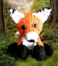 The Loom Muse Creations and Ideas: How to Loom a Fox