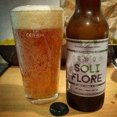 Dégustation de la Soli Flore. Bière de type IPA fabriquée par Brasseurs Cueilleurs #Eure #Normandie #CraftBeer ............................................................................. #BeerTime #ZythoTaste #Beer #Bier #Bière #Øl #Olut #Olout #Öl #Birre #Birra #Cerveza #Pivo #Cerveja #Пиво #ビール #Bīru #Bia  #beercaps #igbeer #beersommelier #beerstagram #loversbeer #instapic