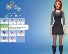 Emo sims Emotional about other sims..
