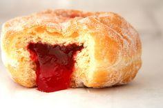 jelly doughnut