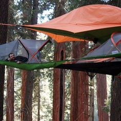 Tentsile Connect Tree Tent: Forest Green: FREE SHIPPING - Hammock Town