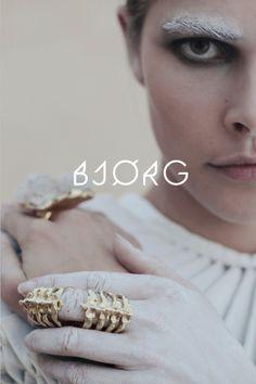Bjorg Jewelry campaign by Anti.