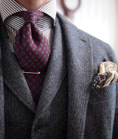 colcravate: shibumi tie shibumi pocket squares suitcompany suit colcravate