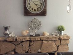 Sheep on a mantle