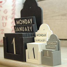 The 9 best Perpetual Calendar images on Pinterest | Perpetual ...