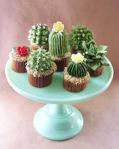 I'm sure you've seen these clever cupcakes by now, right?! @alanajonesmann is the genius behind them and we're flying her out from LA to teach us how to make them at our #cactuscoloringparty next week. Get your tickets before they're gone! You can sign up for just the party or the workshops+party. Link to party in profile.
