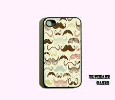 i want an iphone just so i can get this... why am i so obsessed with mustaches ...