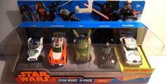 NEW 2014 Hot Wheels Star Wars 5 Pack w/ Battle Damage Stormtrooper FREE SHIPPING #HotWheels #StarWars