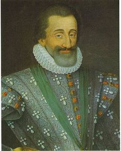 Henry IV of France, ca. 1603 (Unknown Artist) Location TBD