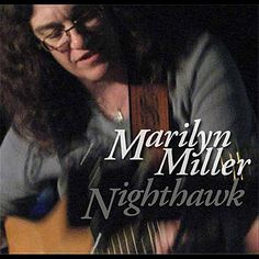 Marilyn Miller - hawk, Black