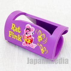 RAT FINK Rubber Multi Holder Smart Phone Stand Purple Ver. ED ROTH MOONEYES