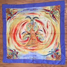 Authentic Hermes Scarf. Free Authentication!  Hermes Scarf. Purchased at Neiman Marcus. Hermes Accessories