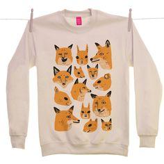 eu.Fab.com | Woodland Sweatshirt