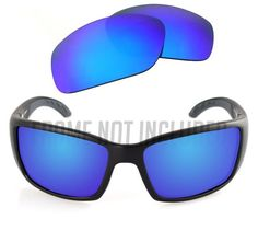96647a7068 Costa Del Mar Blackfin Lens Replacement  30 Polycarbonate lenses (frames  not included). Other