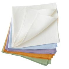 USE ONE LESS PAPER NAPKIN:  During an average year, an American uses approximately 2,200 napkins—around six each day. If everyone in the U.S. used one less napkin a day, more than a billion pounds of napkins could be saved from landfills each year.