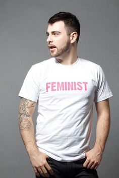 This guy explains why it's SO important for men to get involved in women's rights, a good read...