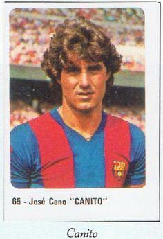 El Barça de 1979-80  CANITO