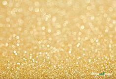 Gold Bokeh - Photography Backdrop
