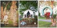 50 DIY Backyard Design Ideas - DIY Backyard Decor Tips