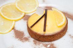Tarte au citron Pains, Creme Brulee, Pavlova, Tiramisu, Quiche, Panna Cotta, Orange, Sweet, Food