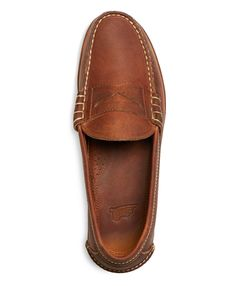 4b5d4183b68 Men s Red Wing Copper Mini Lug Penny Loafers