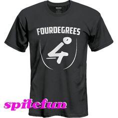 FOURDEGREES LOGO T shirt