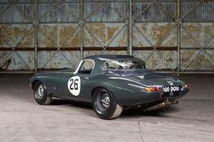 Jaguar E-Type Semi Lightweight