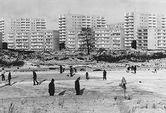 Springpfuhl, Berlin-Marzahn, 1980, DDR