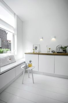 Inspiring Homes: White Heaven in Delft | Nordic Days