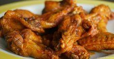 Blazing Chicken Wings Recipe