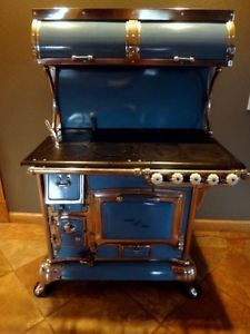 1910 Gas Stoves | 1910 Stove | ... ANTIQUE STOVE RANGE WOOD/GAS COMBO. QUICK MEAL No 62 ...