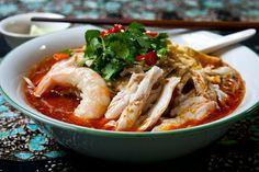 "3 hungry tummies: Sarawak Laksa 砂拉越叻沙 - ""Malaysian Monday 95"""
