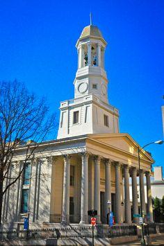 St. Paul's Church Richmond, Virginia by mbell1975, via Flickr