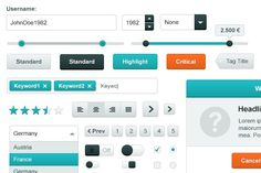 Best Web UI Kit - Crisp