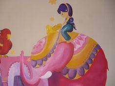 Children's room decoration Childrens Room Decor, Disney Characters, Fictional Characters, Cinderella, Birthday Cake, Disney Princess, Decoration, Art, Decorating