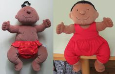 So Much Storysack - character - Myatt Garden Primary School Storysack Library - making photo