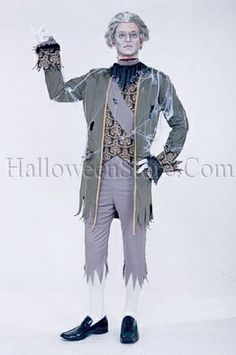 Ghost Stories King Louis Adult Costume | eBay
