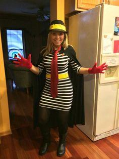 I'm the hamburglar!!!