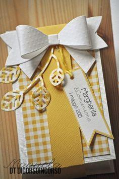 Comunione in bianco e giallo…