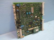 Siemens A1-116-101-501 Simoreg DC Drive PLC Control Circuit Board w/ Memory PCB. See more pictures details at http://ift.tt/1ObUDdH