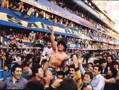 Boca Juniors Campeón del Torneo Metropolitano 1981