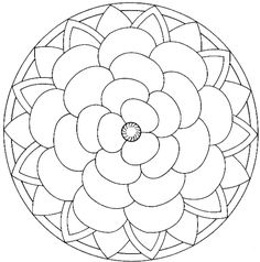 Download or print these amazing mandala coloring pages at your own will and spread the news to your fellow mandala fans too! Description from pinterest.com. I searched for this on bing.com/images