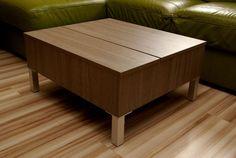 Wielofunkcyjny stolik do kawy CoffeeLap