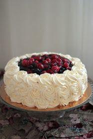 KakkuKatri: Kuningatar kermakakku Donuts, Birthdays, Cookies, Desserts, Recipes, Fruit Cakes, Food, Party Ideas, Deserts