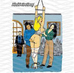 AlulA BeBop  Big Boobs - Comics - Fumetti - Fetish