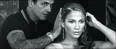Jennifer Lopez, Oribe, Shot by Marc Anthony