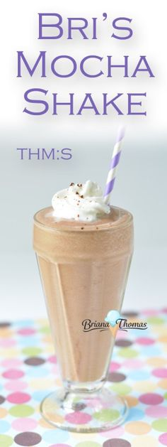 Healthy Smoothies Bri's Mocha Shake is my healthy version of a Jamocha Shake! It's THM:S, low carb, and sugar free - and totally creamy and delicious! - Low-carb, Sugar-free, THM:S - my healthy version of a Jamocha Shake! Thm Recipes, Shake Recipes, Smoothie Recipes, Healthy Recipes, Ketogenic Recipes, Healthy Breakfasts, Recipies, Dessert Recipes, Mocha Smoothie